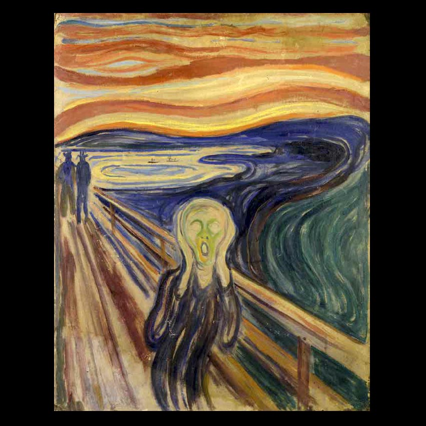 Edvard Munch (1863–1944) EXPOSITION FONDATION LOUIS VUITTON