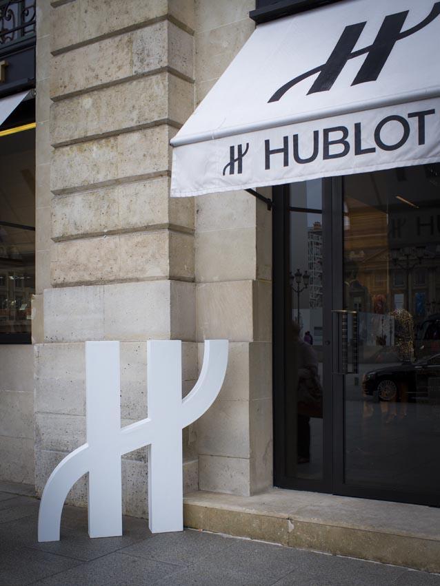 HUBLOT / d'Isabelle Meslet