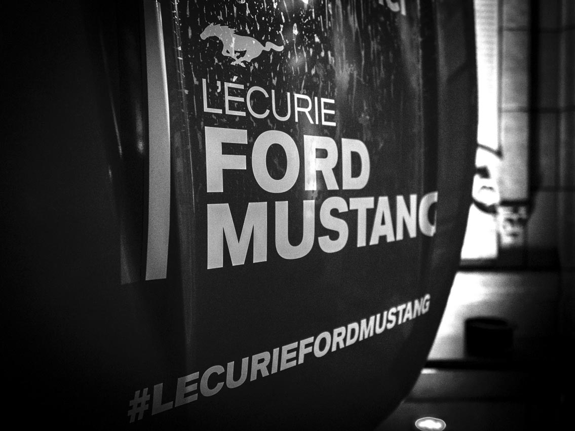 FORD/ MUSTANG PARIS PHTOS EDOUARD BIERRY