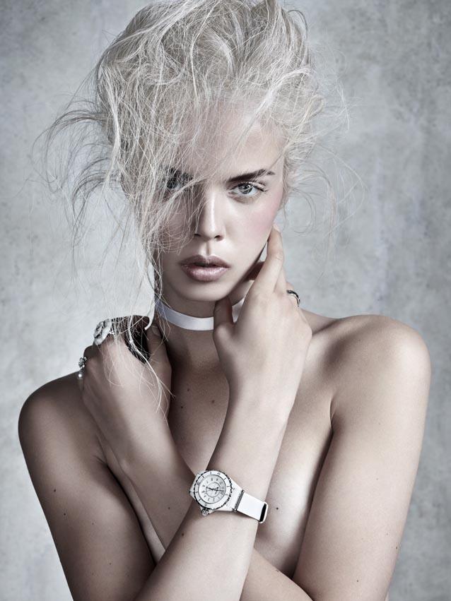 Bagues et montre - Chanel