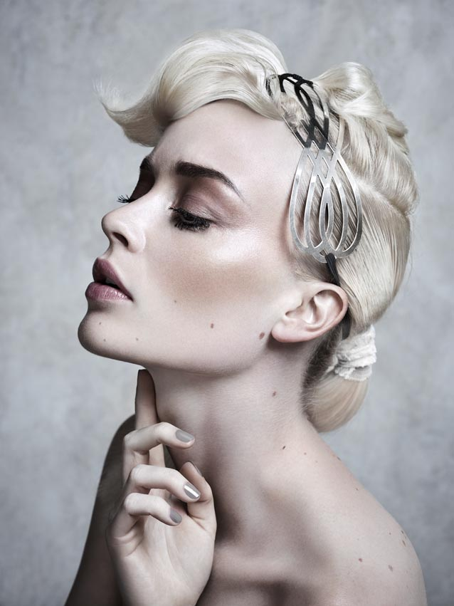 Bijoux cheveux - Zelda Zang