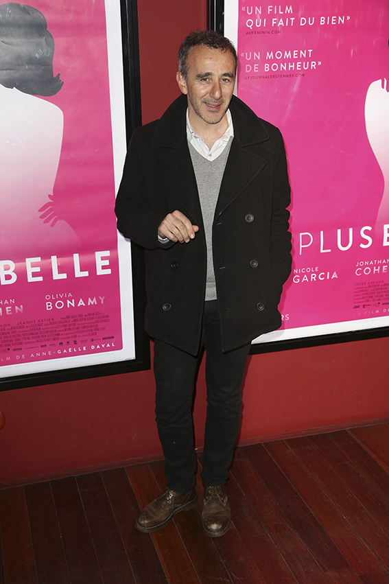 "Elie Semoun lors de la premiere de ""De Plus Belle"" au Publicis Cinema, a Paris, France, le 06 Mars 2017. Photo by Jerome Domine/ABACAPRESS.COM"