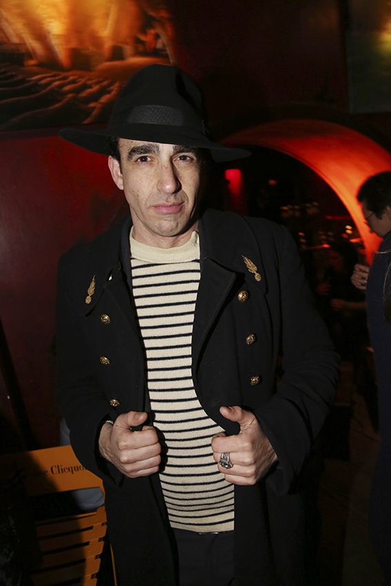 "Nicolas Ullmann lors de l'aftershow de ""De Plus Belle"" au Buddha Bar, a Paris, France, le 06 Mars 2017. Photo by Jerome Domine/ABACAPRESS.COM"