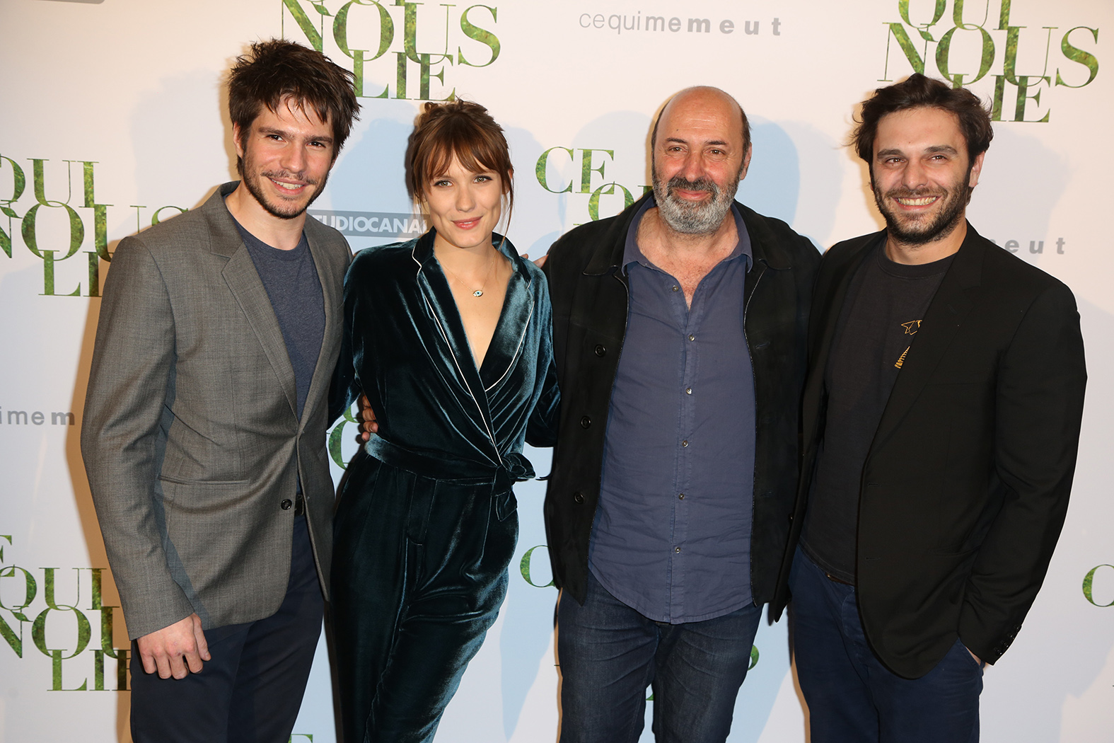 Premiere 'Ce Qui Nous Lie' - Paris