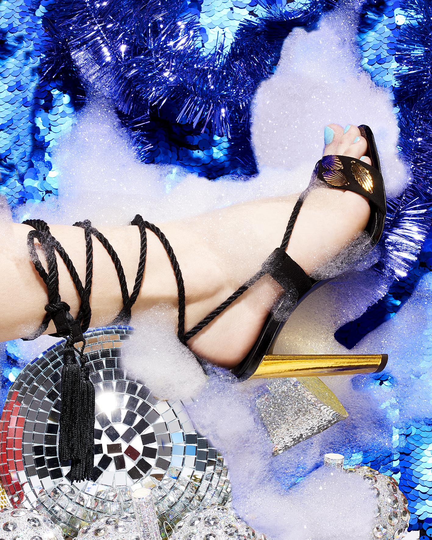 Sandales : CESARE PACIOTTI